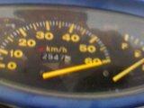Honda dio 35ZX выжымает 80 км/ч